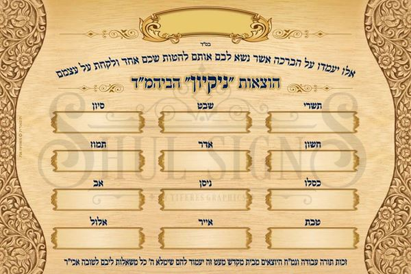 Picture of Shul Maintenance