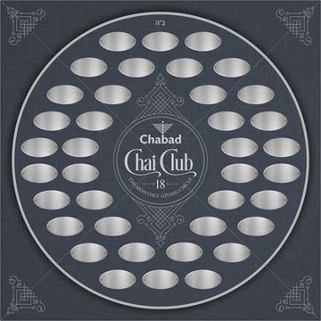 Picture of Chabad - Chai Club Sign